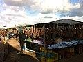 مشهدمن يوم السوق الأسبوعية بصيادة 2012.JPG