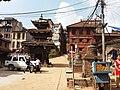 भक्तपुरको तचपाल (दत्तात्रय)मा अवस्थीत मन्दिर तथा स्तुपाहरु 04.jpg