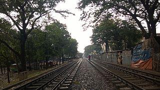 Narayanganj–Bahadurabad Ghat line