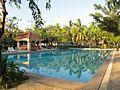 三亚武警疗养院内的游泳池 - panoramio.jpg