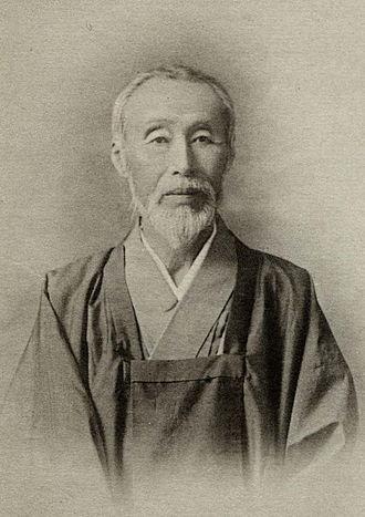 Nakane Kōtei - Nakane Kōtei in 1907