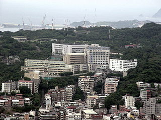 Sinyi District, Keelung District