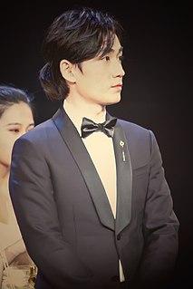 Zhu Yilong Chinese actor