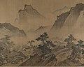 明 佚名 (舊傳)夏珪 《長江萬里圖》 (前半卷)-River Landscape After Xia Gui MET DP165824.jpg