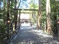 椿大神社 - 木製鳥居.JPG