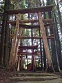 正一位稲荷大明神 Inari Shrine - panoramio.jpg
