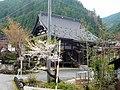 黒滝村粟飯谷 正西寺 2011.4.26 - panoramio.jpg