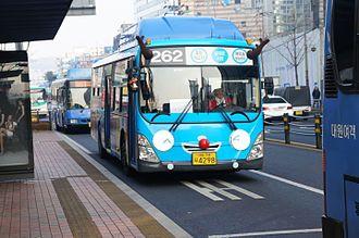 Korean animation - Tayo bus 'Rudolph'