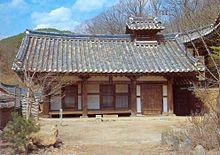 Hanok - Wikipedia