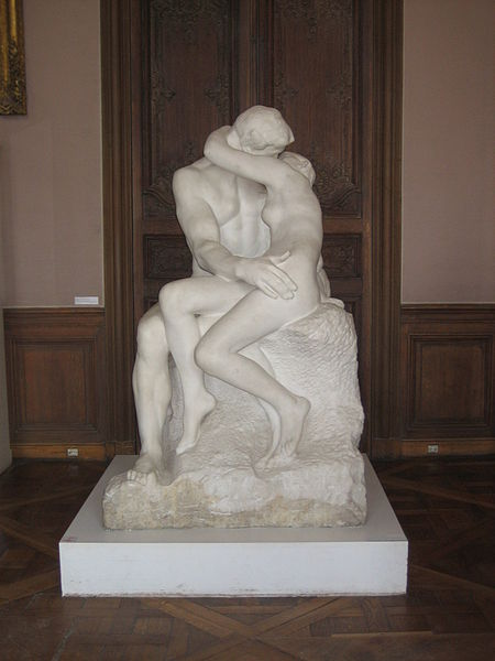 Auguste Rodin 450px-'The_Kiss',_Auguste_Rodin_frontal