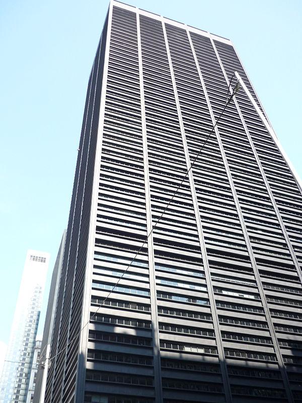 Tin Building New York