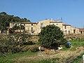 003 Mas Carmany (Clarà, Argentona), vora la carretera C-1415c.jpg