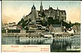02310-Meißen-1902-Burgberg mit Elbe und Dampfer Schandau-Brück & Sohn Kunstverlag.jpg