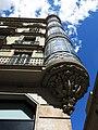 051 Cases Salvador Andreu, c. Gran de Gràcia 74-76 (Barcelona), tribuna cantonera.jpg