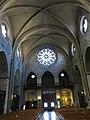 065 Basílica de Santa Maria (Vilafranca del Penedès), nau i rosassa.jpg