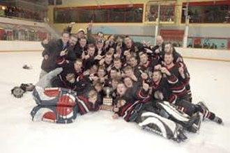 Mitchell Hawks - 2006-07 SOJHL Champions