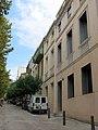 087 Carrer de la Santema, Fundació Palau (Caldes d'Estrac).JPG