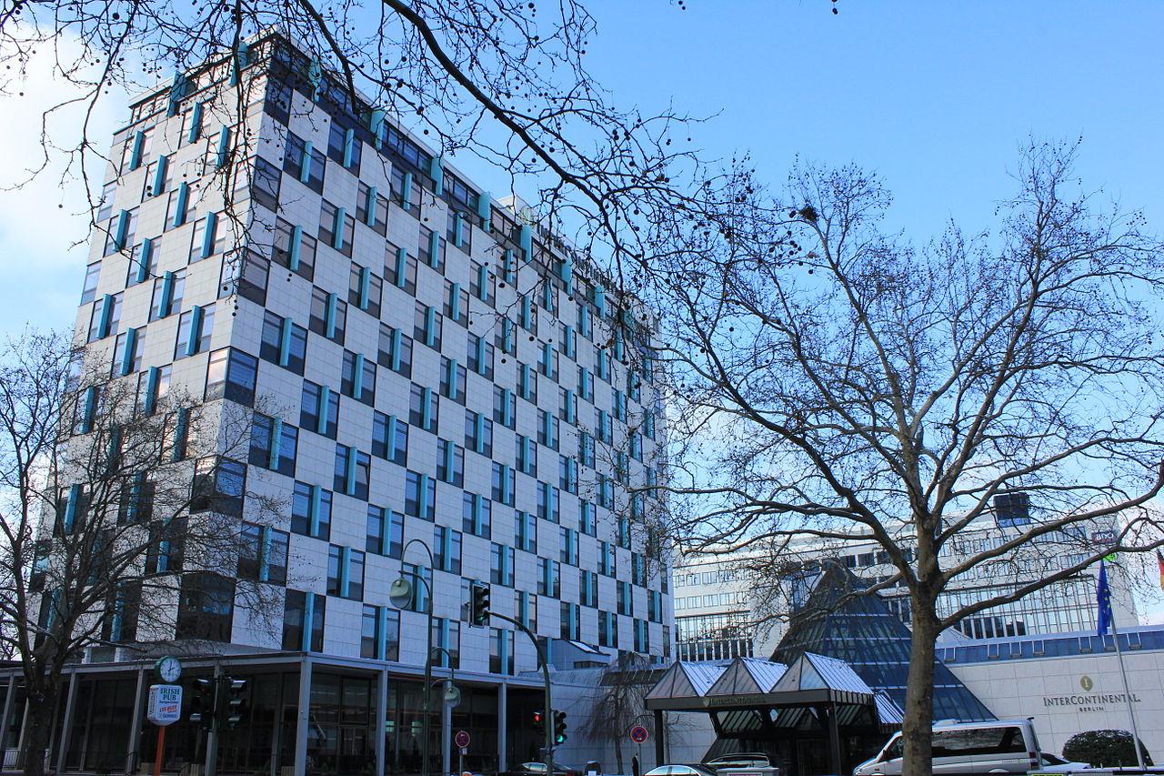 Hilton Hotel Berlin Addreb