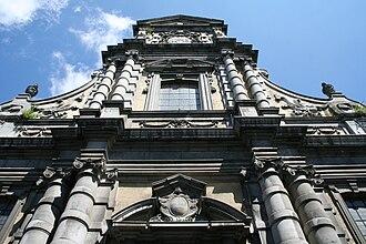 Pieter Huyssens - Image: 0 Namur Église Saint Loup (1)