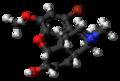 1-Bromocodeine molecule ball.png