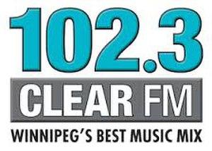 CKY-FM - Image: 1023clearfmlogo