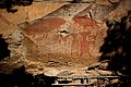 1074 ภาพเขียนสีบนผาแต้ม อุทยานแห่งชาติผาแต้ม.jpg