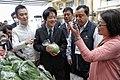 11.10 副總統參訪「農民市集」及「新埔鎮農會產業交流中心」 (50586276232).jpg