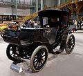 110 ans de l'automobile au Grand Palais - Panhard et Levassor 2,4 litres Phaéton à conduite avancée - Carosserie Kellner - 1901 04.jpg