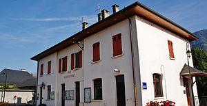 Betton-Bettonet - The town hall in Betton-Bettonnet