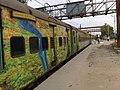 12267 Ahmedabad Duronto Express at Ahmedabad railway station.jpg