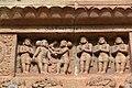 12th century Airavatesvara Temple at Darasuram, dedicated to Shiva, built by the Chola king Rajaraja II Tamil Nadu India (114).jpg