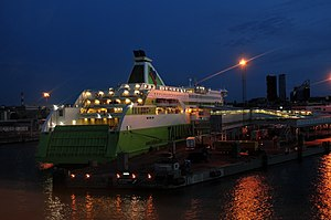 MS Star - Image: 14 08 13 Tallinn Hafen Ralf R 04