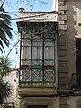 153 Casa Silvio Salvador, av. Tarragona 24-26 (Vilafranca del Penedès), tribuna.jpg