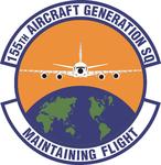155 Aircraft Generation Sq emblem.png