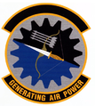 16 Aircraft Generation Sq (later 16 Aircraft Maintenance Sq) emblem.png