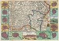 1747 La Feuille Map of Brabant ( vicinity of Brussels ), Belgium - Geographicus - Hertogdom-lafeuille-1747.jpg