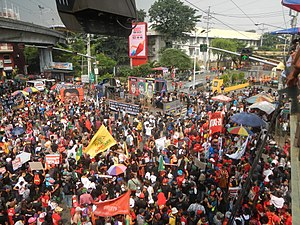 174National Day of Protest Mendiola San Miguel, Manila 15.jpg