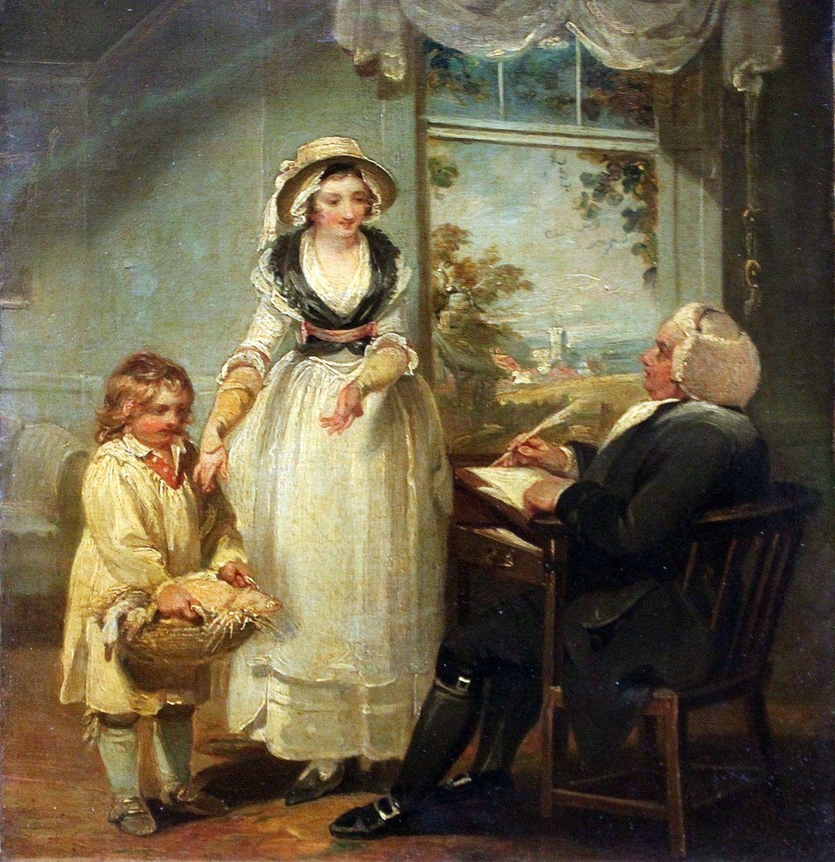 Mary Singleton Painting - The Promise | Artist Mary Singleton ...