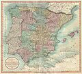 1801 Cary Map of Spain and Portugal - Geographicus - SpainPortugal-cary-1801.jpg