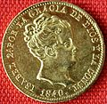 1840 Spanien Isabella II. 80 Reales.JPG
