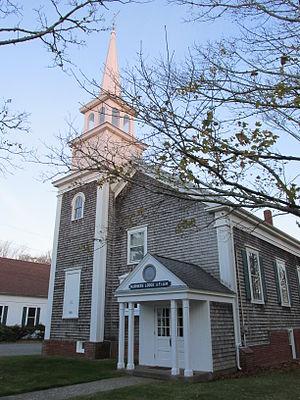 Cotuit Historic District - 1846 Union Meeting House