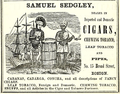 1857 Sedgley BroadSt Boston SalemDirectory Massachusetts.png