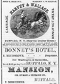 1859 ads Buffalo NY USA Tunis Rail Road Guide.png