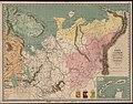 1860. Карта губерний Архангельской, Вологодской и Олонецкой (этнограф).jpg