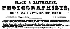 1861 Black and Batchelder photographists WashingtonSt BostonDirectory.png
