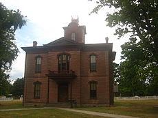 1874 Hempstead County, AR, Courthouse IMG 1498
