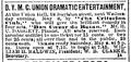 1889 UnionHall BostonDailyGlobe May4.png