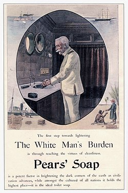 The White Man's Burden - Wikipedia, the free encyclopedia