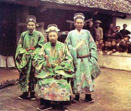 19世紀のベトナムのみかん