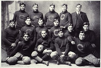 1903 Carlisle Indians football team - Image: 1903carlisle